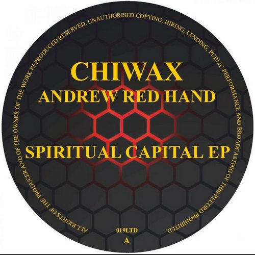 Andrew Red Hand - Spiritual Capital [CHIWAX019LTD]