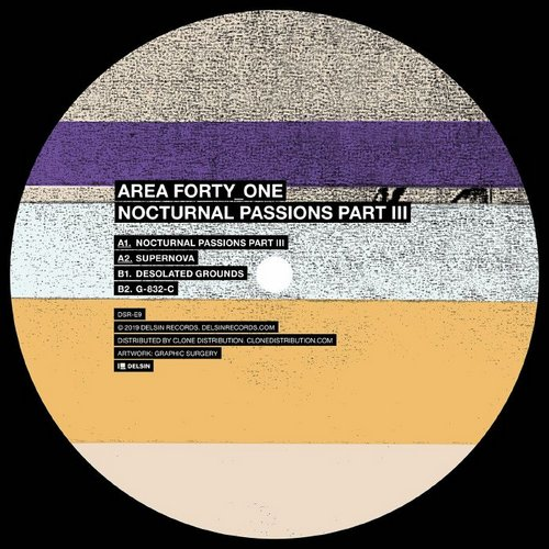 Area Forty_One - Nocturnal Passions Part III [DSRE9]