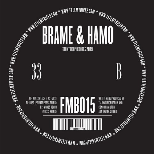 Brame And Hamo - Waves Reach [FMB015]