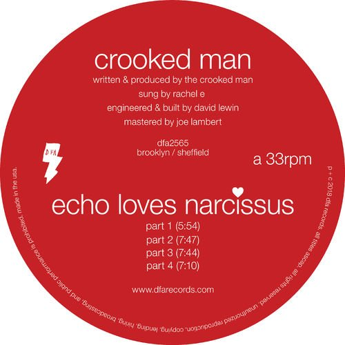 Crooked Man - Echo Loves Narcissus [DFA2565DIG1]