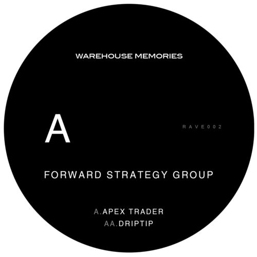 Forward Strategy Group - Certain Kinds [RAVE002]