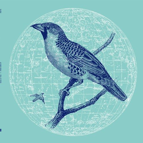Genius Of Time - Peace Bird [RB075]
