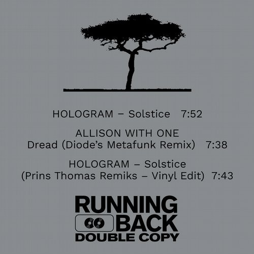 Hologram, Allison With One - Solstice [RBDC04DIGITAL]