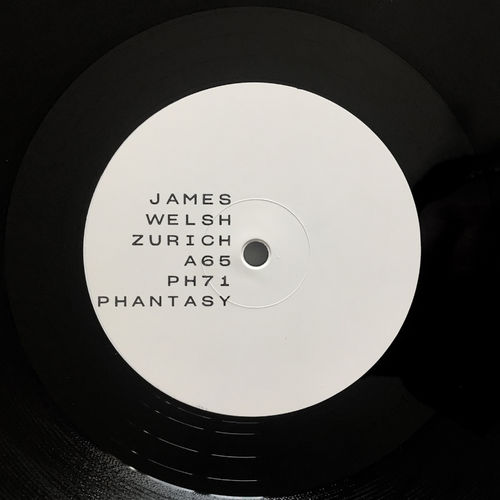 James Welsh - Zurich, A65 [PH71D]