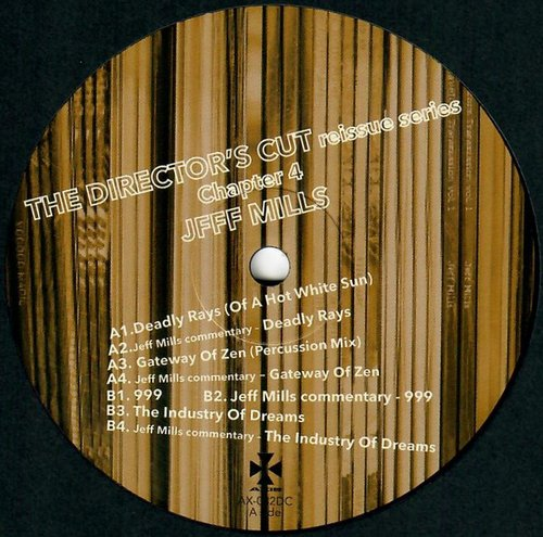 Jeff Mills - The Directors Cut Chapter 4 [AX-082DC]