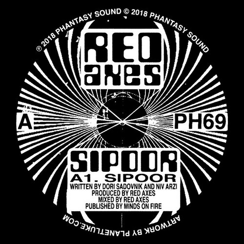 Red Axes - Sipoor [PH69]