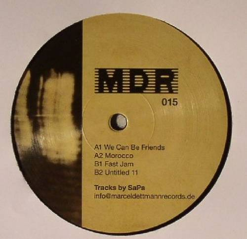 Sa Pa - We Can Be Friends [MDR015]