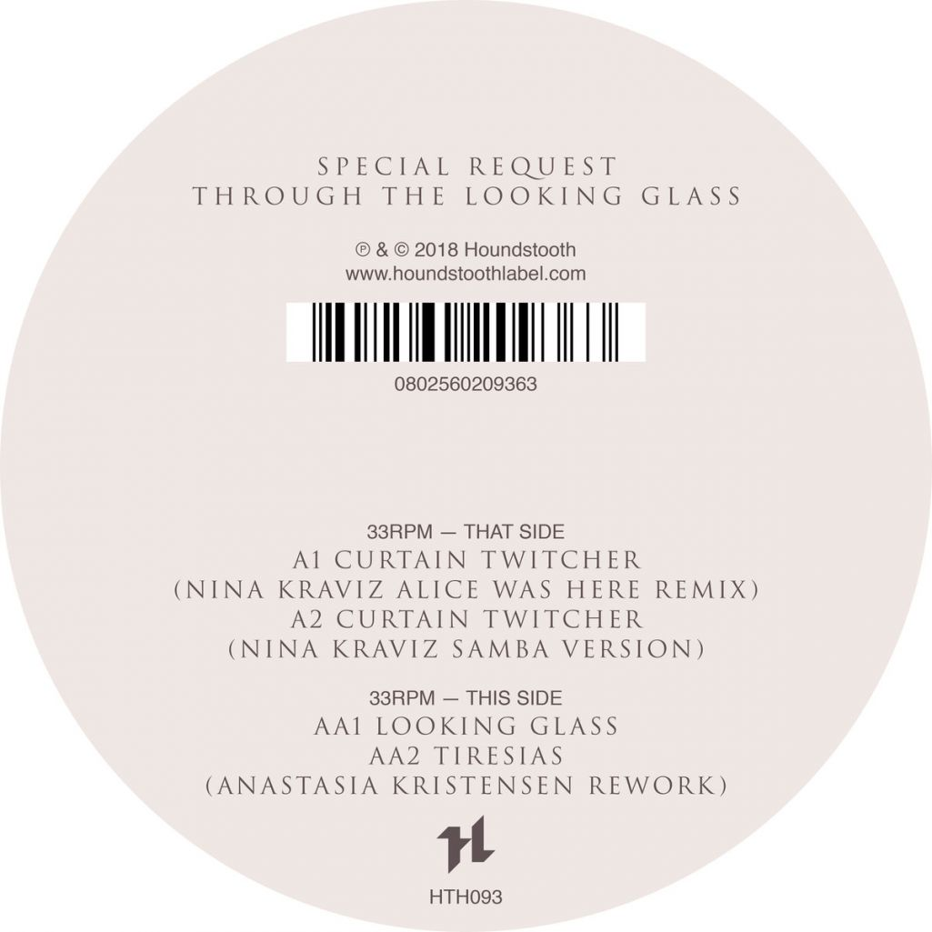 Special Request & Nina Kraviz - Through The Looking Glass [HTH093]