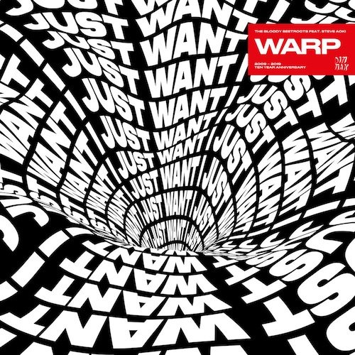 The Bloody Beetroots, Steve Aoki - Warp (10 Year Anniversary 2009-2019)