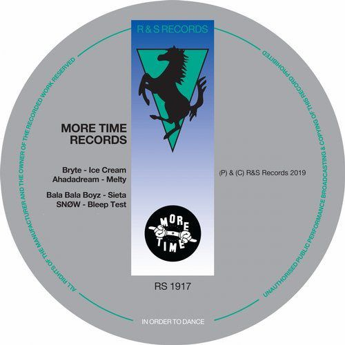 Various Artists - More Time Records, Vol.1 [RS1917]
