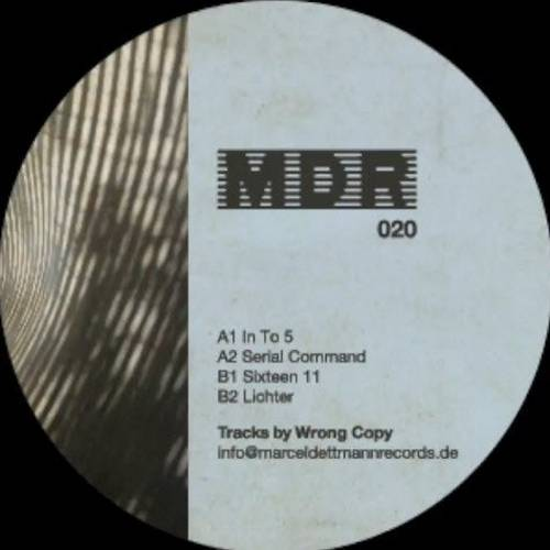 Wrong Copy - In To 5 [MDR020]
